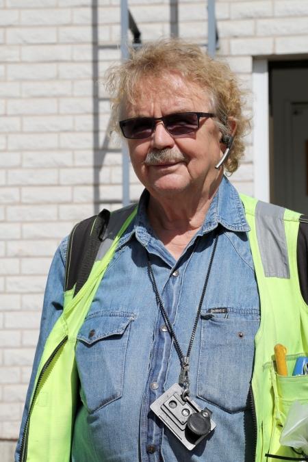 Martti Kemppi. Kuva Kristiina Kolu