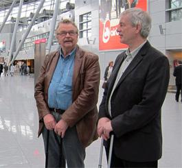 Martti Kemppi ja Ilkka Jutila